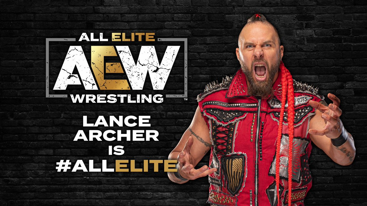 AEW Announces Signing Of Lance Archer
