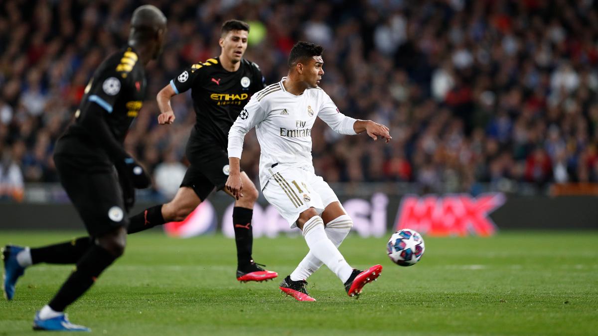 Реал Мадрид - Манчестер Сити