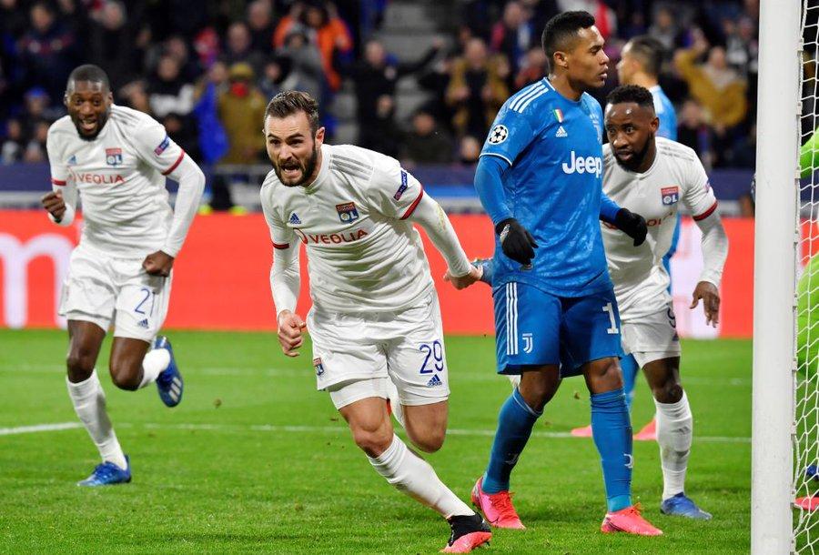 Xem lại Lyon vs Juventus Highlights, 27/02/2020