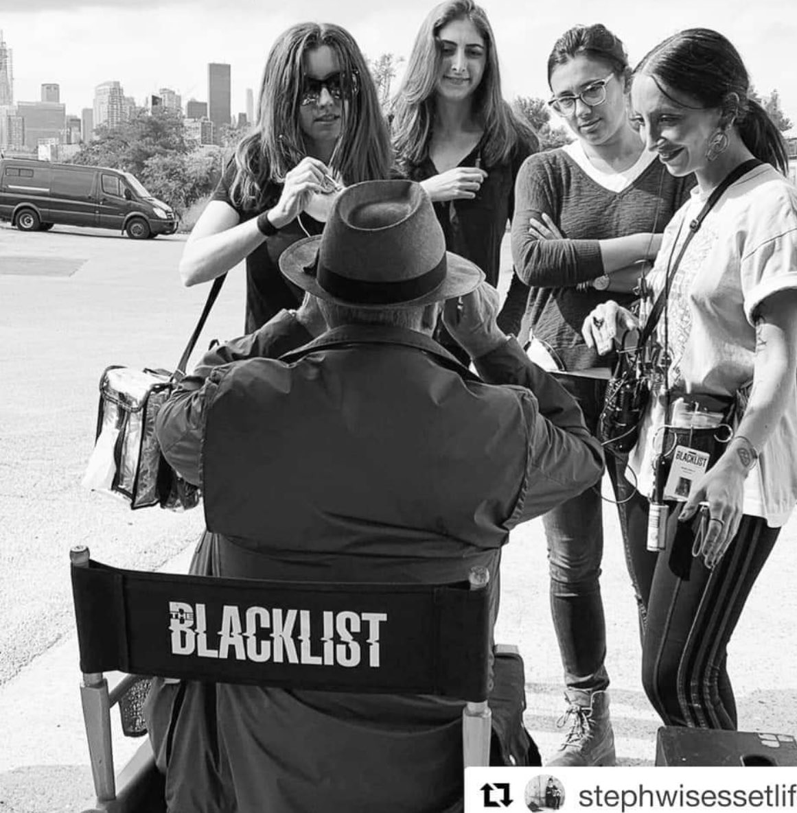 Just a wonderful picture from #stephwisessetlife Instagram.  #JamesSpader #TheBlacklist   <br>http://pic.twitter.com/O2Klfzlgh2