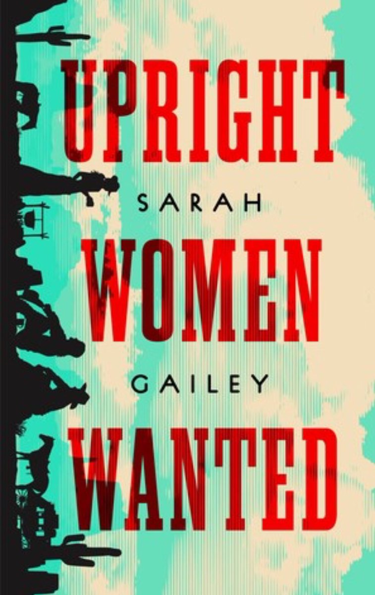 """did someone order """"gunslinger queer librarians on horseback fighting fascism and bigotry and finding purpose, camaraderie and love"""" bc i can think of one book that checks all those boxes"""