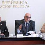 Image for the Tweet beginning: En Reunión de Comisiones Unidas