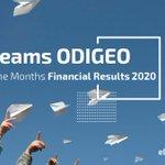 Image for the Tweet beginning: #eDreamsODIGEO Nine month Financial Results:
