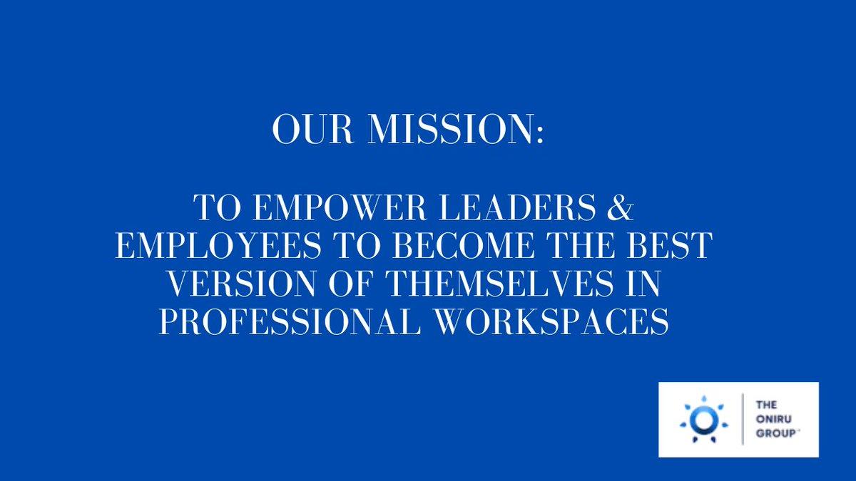 Our Mission - Our Driving Force  #HR #leadership #Empowerment #missionstatement #SmallBiz #daytonpic.twitter.com/6GKaK19jxN