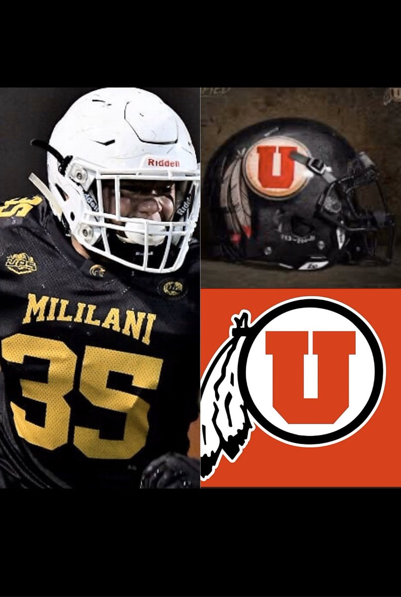 I am so thankful and Blessed to have received a PWO Offer from the University of Utah.  Mahalo to @CoachPowell99 #UtahFootball  #GoUtes<br>http://pic.twitter.com/QwloaMtMi7