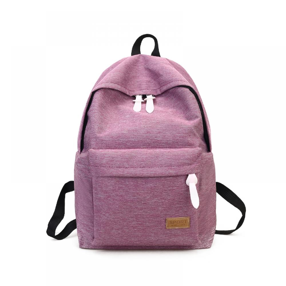 #cute #beauty Women's Canvas Backpack