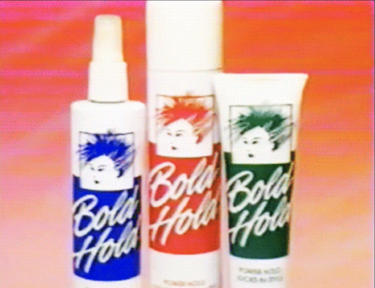 Who Remembers BoldHold HairSpray?  #BoldHold #HairCare #HairSpray #Beauty #HairStyles #HairStyle #Hair