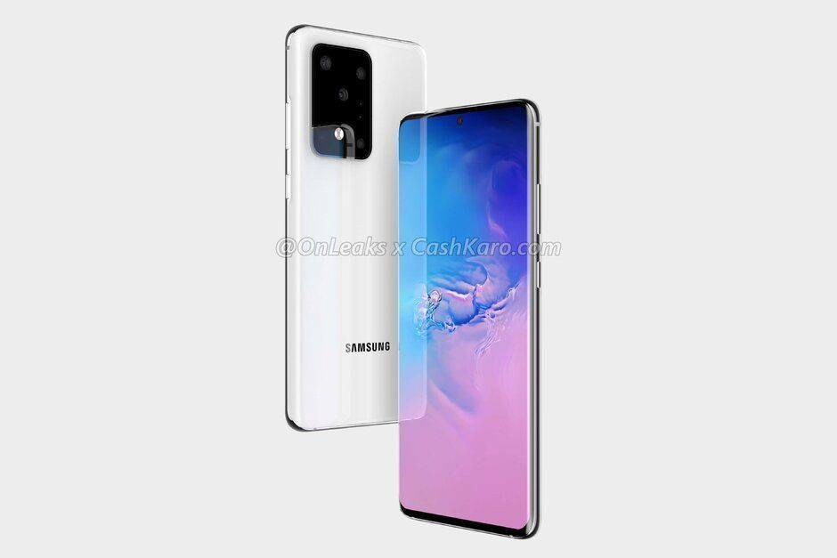 It's a beauty and a beast! New render surfaces of the Samsung Galaxy S20 Ultra 5G   THE BEST PROTECTION #WhitestoneDomeGlass Compatible with Ultrasonic FP Tech #1 #technology 😎  💎  💎 #GALAXYS20 #S20 #screenprotector #GalaxyS205G