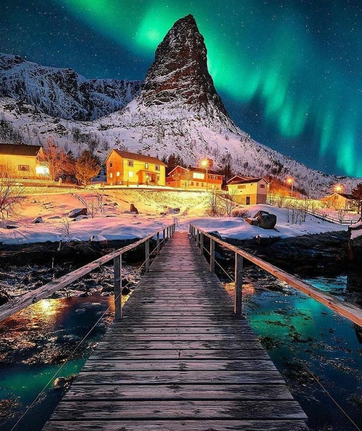 Good night all.  Picture is of Lofoten, Norway. <br>http://pic.twitter.com/ZkO5GgY7gV