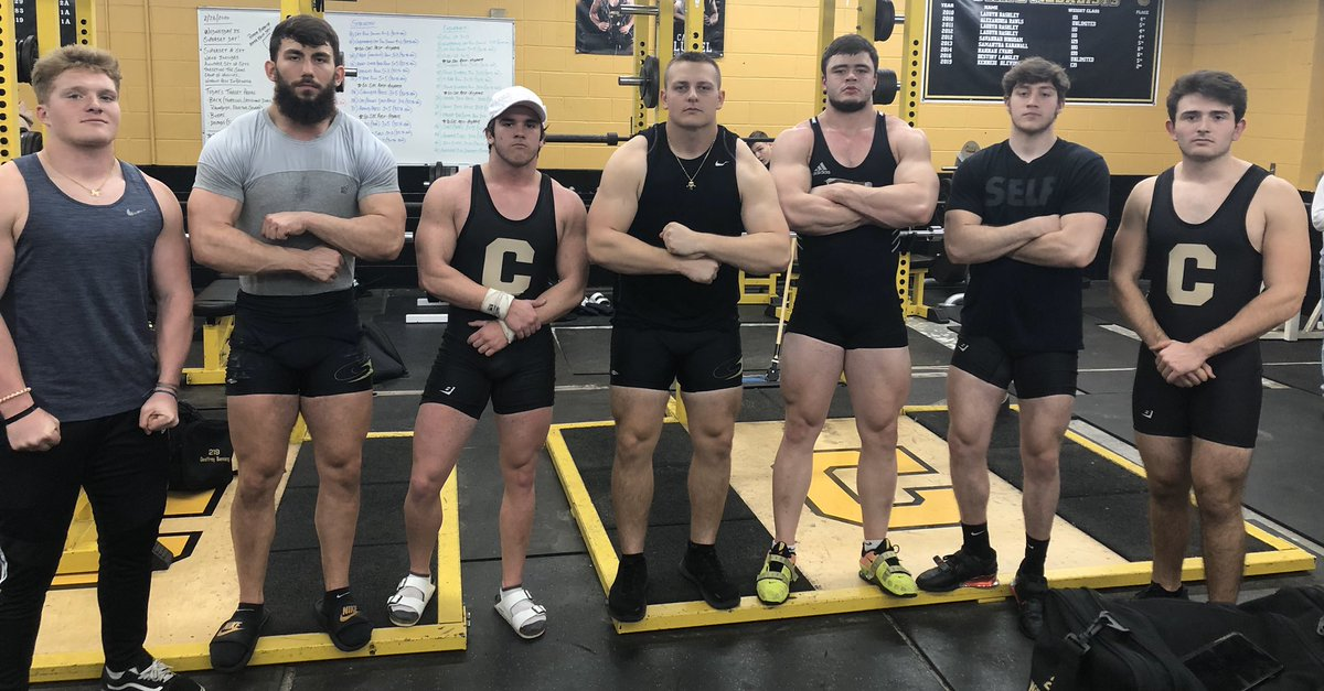 @Citrus_Canes Boys Weightlifting team is victorious 64-20 over county rival Crystal River for the Hurricanes first home meet of the 2020 season. @CHSCanes #statebound #onehurricane <br>http://pic.twitter.com/lqRVyAl1VD