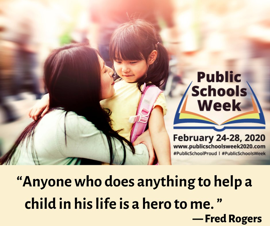 Happy National #PublicSchoolsWeek (Feb. 24-28)! It's our daily honor to provide every child with an excellent education here in Buncombe County. Thank you for your support of local public education!  #PublicSchoolProud #NPSW20 #WeAreBCS #BCS #Asheville #AVL #NCpublicschools #WNC