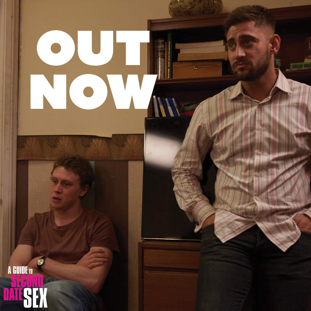 Staying in? We all know Thursday is the new Friday -get out & see A GUIDE TO SECOND DATE SEX. In Cinemas now. . . . . . . #GeorgeMacKay #AlexandraRoach #SecondDateSex    #UKComedy #BritishFilmFestival #BritishComedy #IndependentFilm #IconFilmDistribution  @michaelksocha13pic.twitter.com/hD76cGFUT9