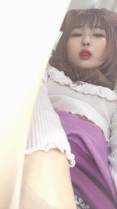グラビアアイドル有坂ありさのTwitter自撮りエロ画像24