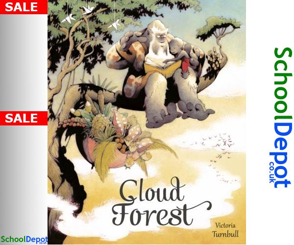 Turnbull, Victoria https://schooldepot.co.uk/B/9781786031778 Cloud Forest 9781786031778 #CloudForest #Cloud_Forest #student #review This incredibly moving tale from acclaimed author-illustrator Victoria Turnbull speaks of the power of books to bring people together, and to help upic.twitter.com/2D1mP28rIY