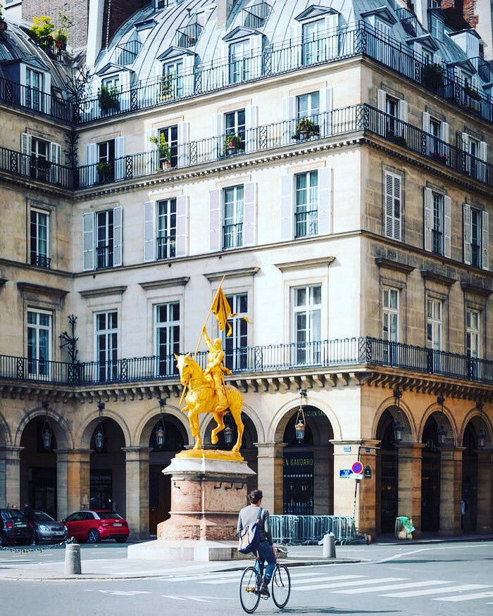 Place des Pyramides, Paris, France https://instagram.com/p/B9DJmUAjXEF/ #travel #travelgram #instatravel #trip #travelling #travelphotography #architecture #travelingram #vacation #traveler #instatraveling #beautifuldestinations #igtravel #instago #travelblogger #traveller #mytravelgrampic.twitter.com/ULzPkIvG4S