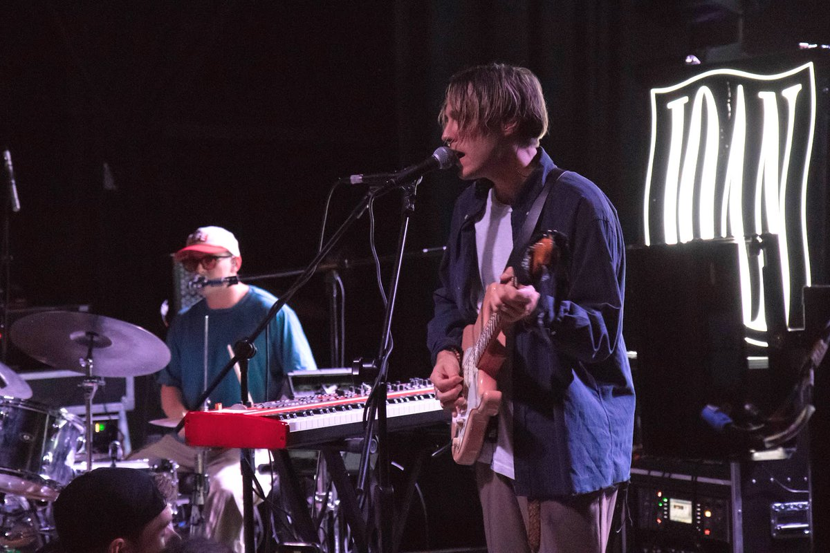 Tonight @songsbyjoan are playing @swedishhall for #NoisePopFest!  See our pics when we saw them in #Nashville @EXIT_IN 📷 @noisepop