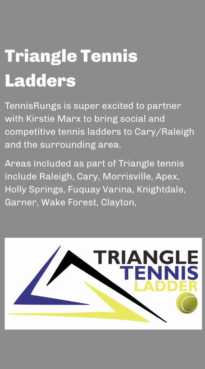 Look out👀🎾 #tennis #players #triangle #cary #competitive     #ladders #info #SIGNUP #carync #sport #competition #friends #NC #tenniscourt #tennisplayer #tennisball #tennislife @uspta @usptasouthern @uspta_nc @ustanorthcarolina #nctennis #tennisplayers