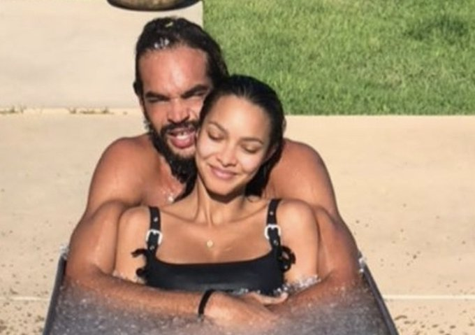 Joakim Noah s Model Girlfriend Lais Ribeiro Wished Him a Happy 35th Birthday