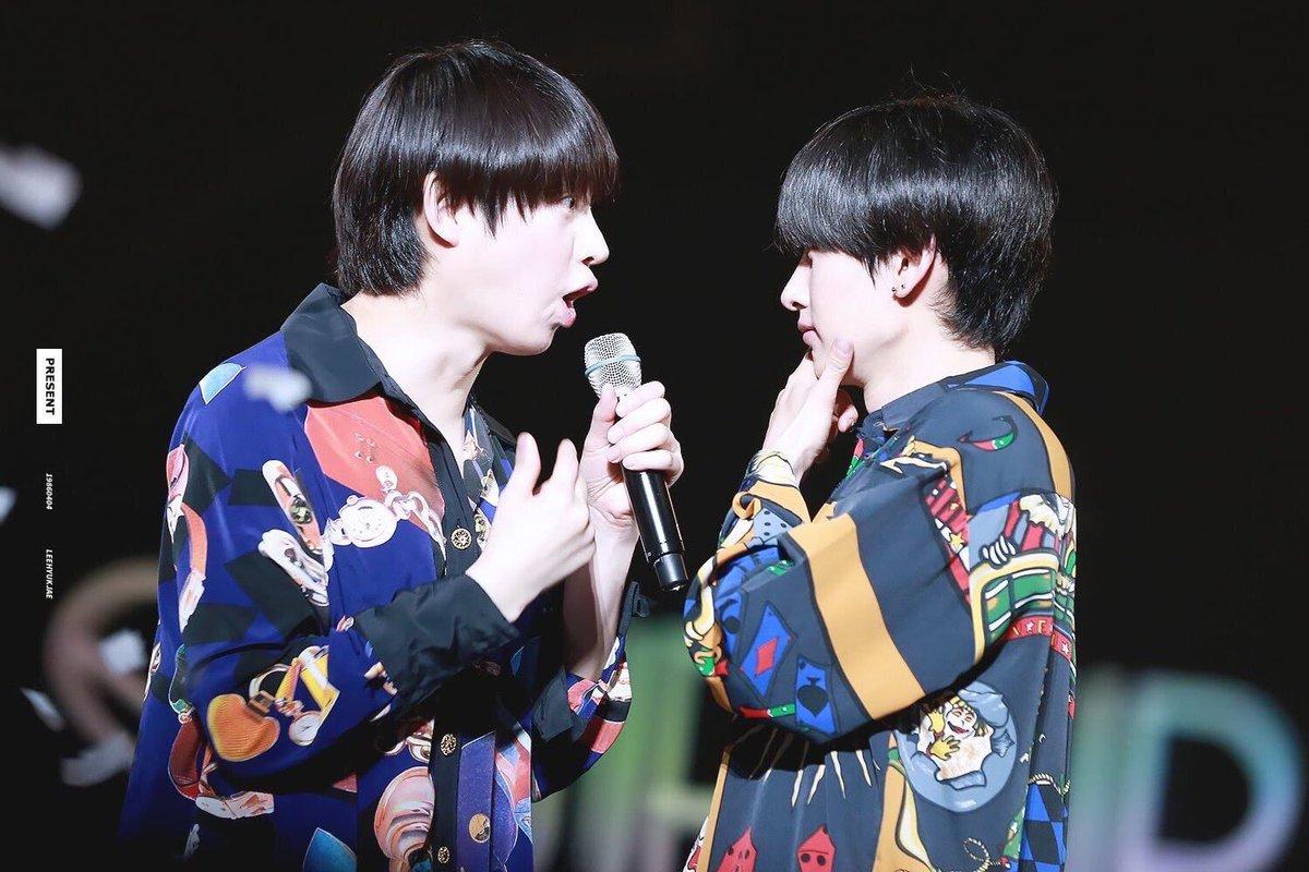 throwback twins heenim and hyukjae ♡ <br>http://pic.twitter.com/QkoNV6cYhy
