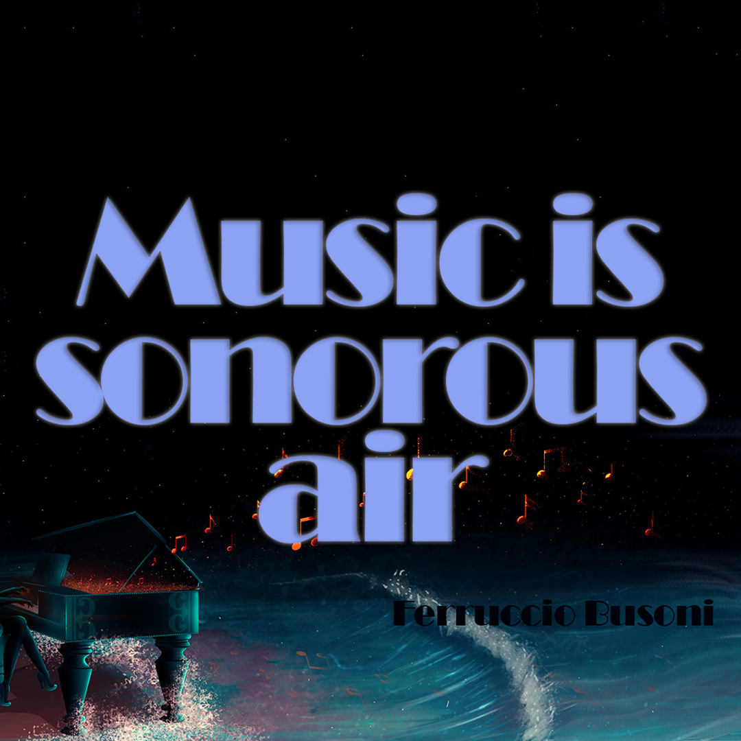 Music is sonorous air.  #music #inspiration #quote #artist #producer  #instapiano #songwriter #musicproducer #instagood #instagram #pianista #sylvius