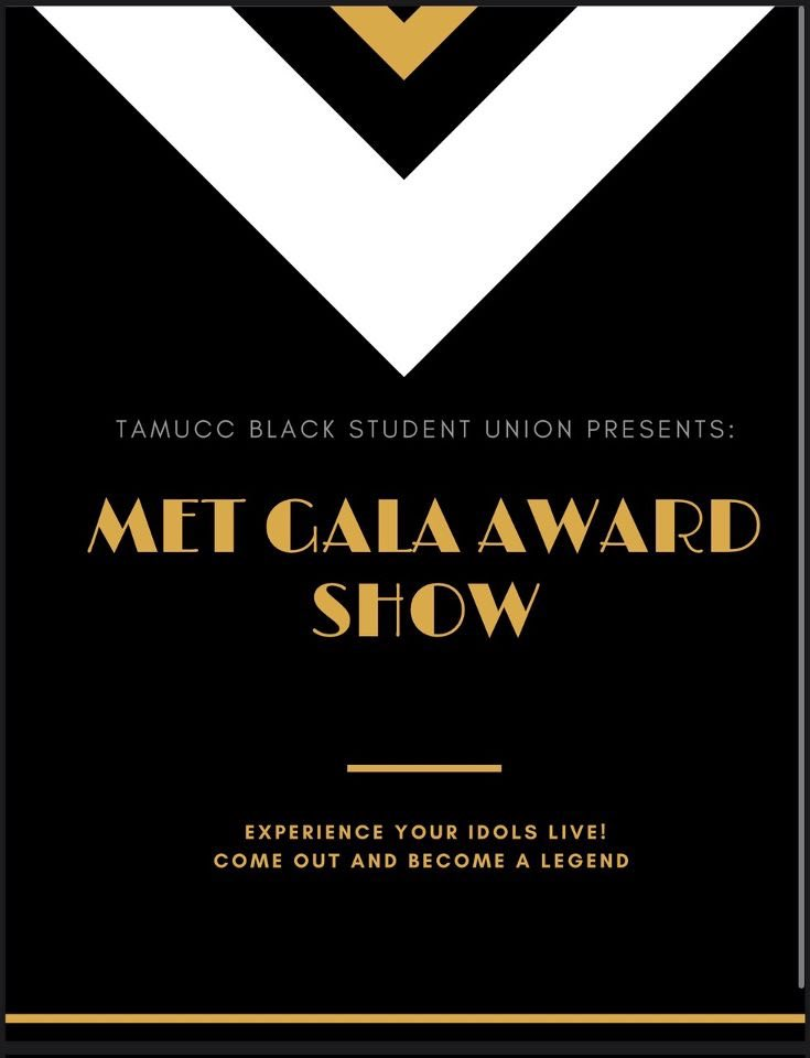 LESS THAN 24 HOURS  THE BIGGEST THING HAPPENING ON A THURSDAY NIGHT  @TAMUCCBSU #MetGala #TAMUCC<br>http://pic.twitter.com/fvmJoO64C7