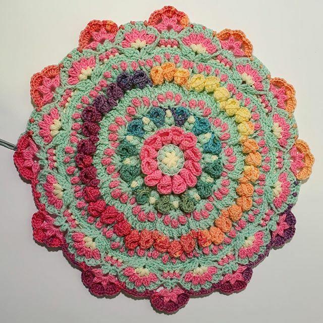Find me as DearestDebi in Patreon! #patreon #crochet #haken #钩边 #tejer #häkeln #yarn #mandala #crochetalong https://t.co/HPUgOutA8l https://t.co/9BilxxKk2N