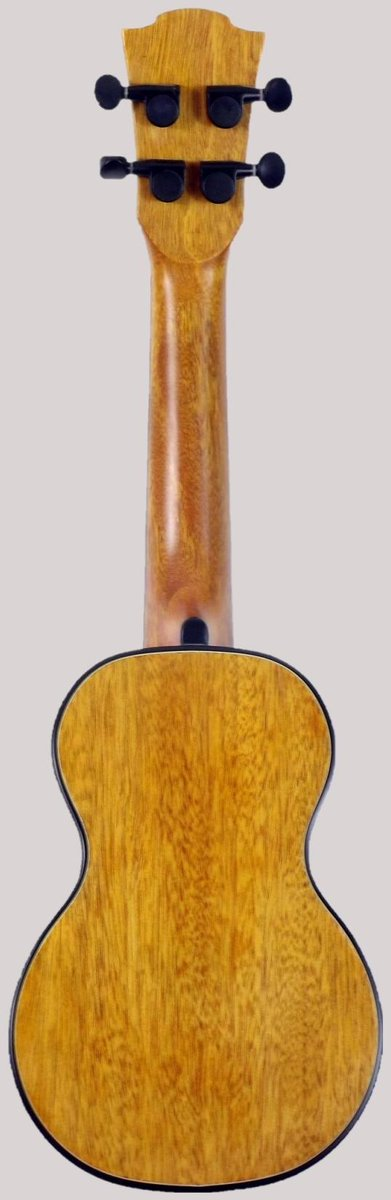 Lag chinese arch back soprano ukulele