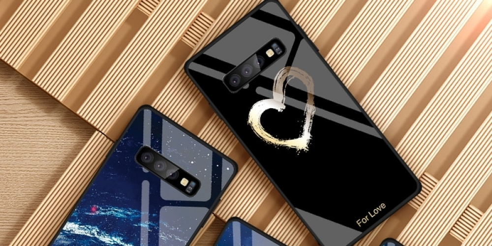 Sky Pattern Tempered Glass Case For Samsung Galaxy Series$10.00  #photographer #photography Sky Pattern Tempered Glass Case For Samsung Galaxy Series