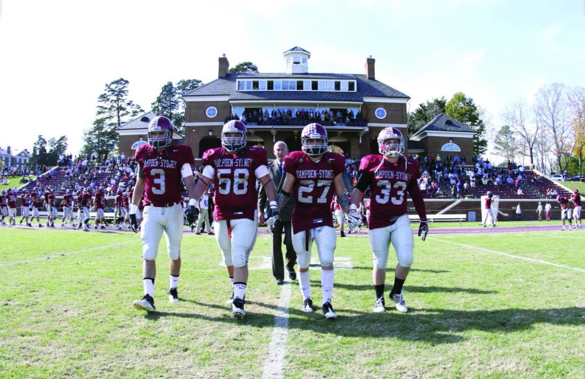 I am very excited to announce that I am committing to Hampden-Sydney College to continue my academic and football careers! #RollTigers @CaryImpFootball @HSC__FOOTBALL