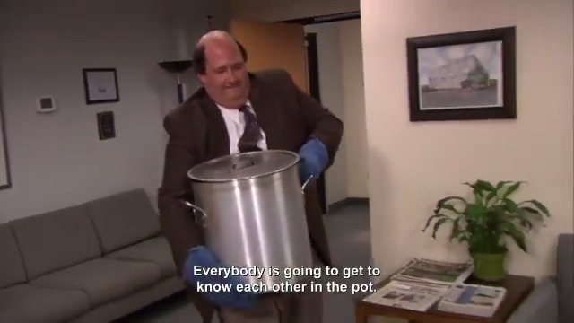 @theofficenbc's photo on #NationalChiliDay