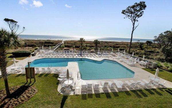 - Hilton Head Island Beach Condo, Ocean One Vacation Rental - Visit:  #HHI #SC #Carolina #Beach #RealEstate #Condo