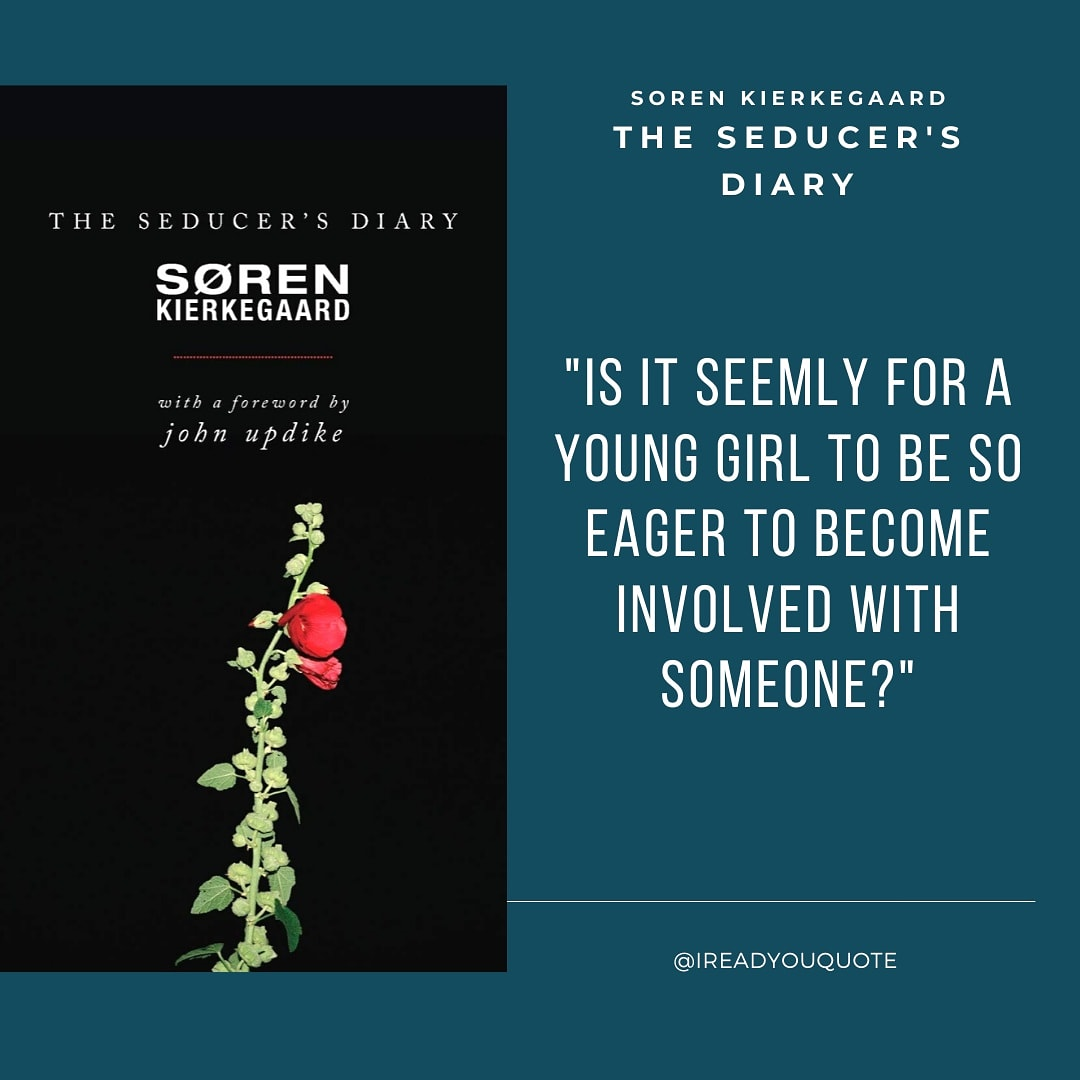 """""""Is it seemly for a young girl to be sk eager to become involved with someone?""""  #ireadyouquote #motivationalquote #motivation #successquotes #quoteoftheday #quotestoliveby #quotesaboutlife #quotestagram #successmindset #successtips <br>http://pic.twitter.com/sZmMkPqRee"""