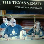 Image for the Tweet beginning: Tonight @SenBryanHughes in Texas invited