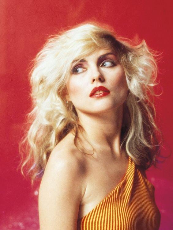 Debbie Harry, 1977 Mick Rock
