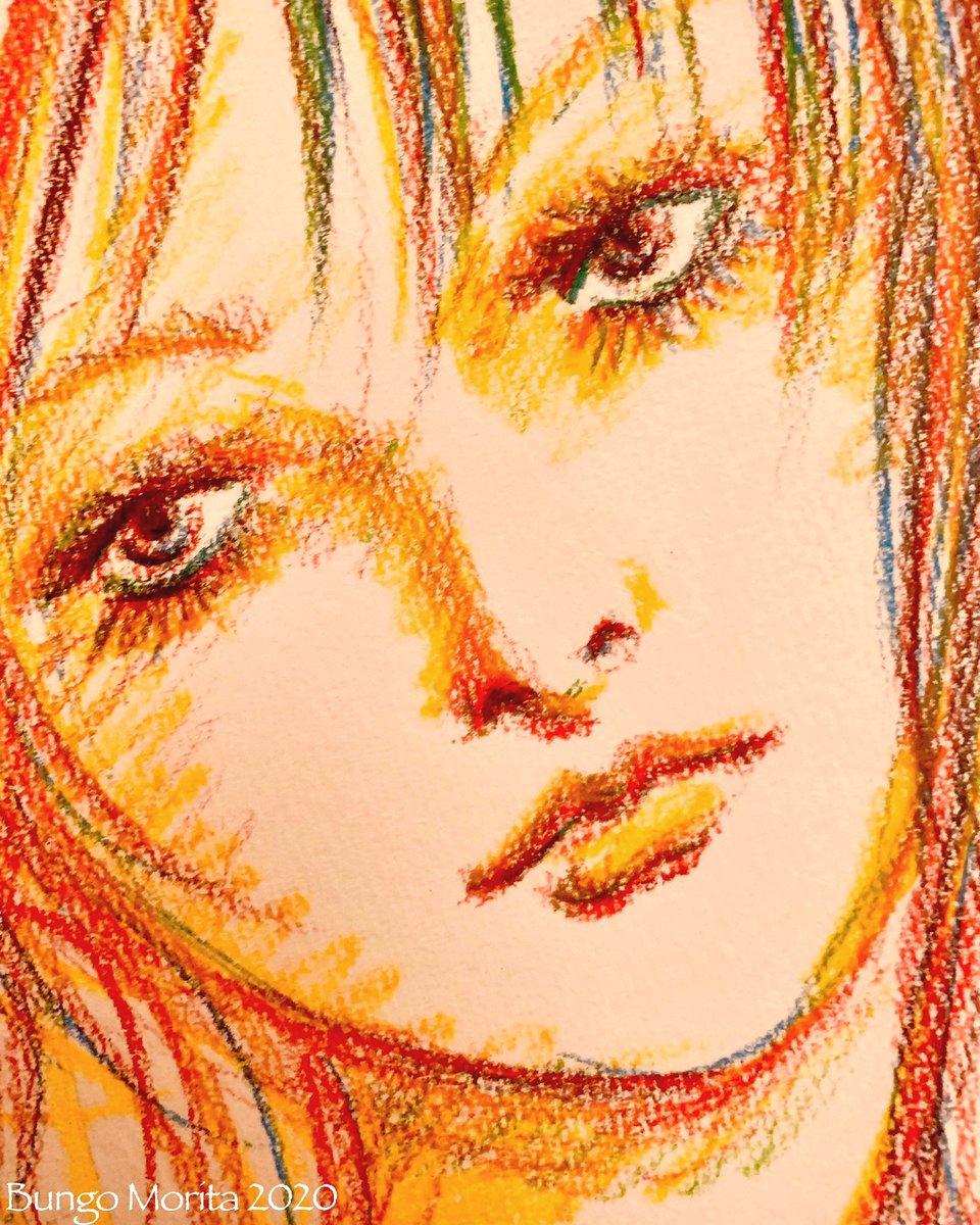 ◆MY WORK 2020 #BungoMorita #drawing #painting #painter #art  #artist #illustration #Illustrator #artwork #picture #アート #現代美術  #現代アート #イラストレーション #Contemporaryart #Fashionillustration #Fashion #gallery #ギャラリー #exhibition  #GIRL #絵画 #PUNK #Rock #Newwave