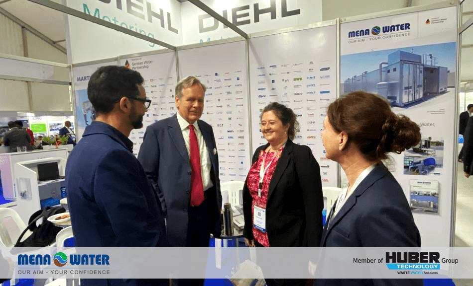 20th AFWA International Congress & Exhibition, 24th – 27th February 2020, Kampala – Uganda.German Ambassador, Uganda, visited MENA-Water stall.We announce our proud gratitude and thanks to Dr. Albrecht ConzeWe are proud to be a part of the GWP event!#exhibition #uganda #AFWA