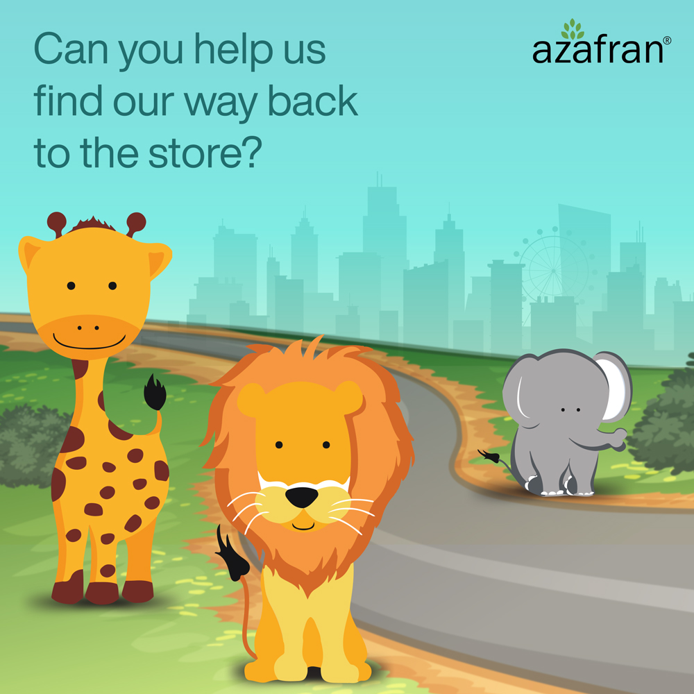 Our little friends have wandered far from home and want to get back to their home in which is in Ambli Road, Ahmedabad. Can you help them please? #grandopening #party #event #comingsoon #promo #new #opening #events