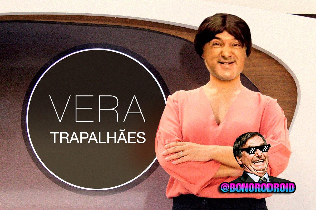 VERA TRAPALHÃES #veramagalhaes #rodaviva pic.twitter.com/9YYMVhIDdH
