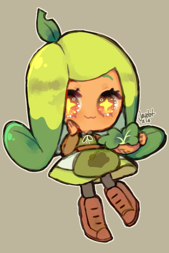 Spinach Cookie!! #cookierun #쿠키런<br>http://pic.twitter.com/3eBYo1TvBl