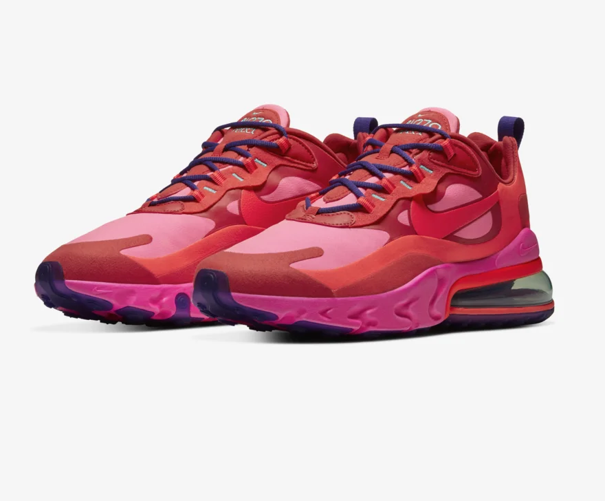 #SneakerScouts The Nike Air Max 270 React 'Mystic Red/Bright Crimson' is now available via @FinishLine for $115! (retail $150) https://www.finishline.com/store/product/mens-nike-air-max-270-react-casual-shoes/prod2789400?styleId=AO4971&colorId=600&ranMID=37731&ranEAID=zAJE4hSbGa4&ranSiteID=zAJE4hSbGa4-4FFVnt2Nl9wWlTis40RtJA&CMP=AFL-LS-affiliatechannel&sourceid=affiliate&utm_source=3516449&utm_medium=affiliate&utm_campaign=1&siteID=zAJE4hSbGa4-4FFVnt2Nl9wWlTis40RtJA…pic.twitter.com/wRwVvQIUJw