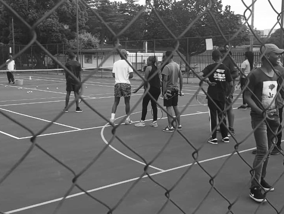 You are never too old to join a sport team. Our Learn to Play Wednesday squad#tennis #witssports #witstennis #learntoplay #learntoplaytennispic.twitter.com/KK94b0tDRC