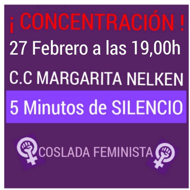 Tres nuevos asesinatos machistas en #Fuenlabrada #madrid y #Andalucía hoy nos concentramos en #coslada #NiUnaMenos #NosQueremosVivas #MachismoMata #amenazareal