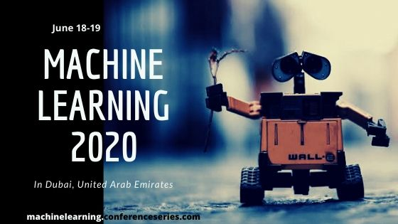 #MachineLearning 2020 June 18-19, 2020 in #Dubai #UAE Speaker Slots Available  #neuralnetworks #computervision #roboticprocessautomation #artificialintelligence #machine_learning #datamining #robots #bigdata #iot #internetofthings #DeepLearning #RPA