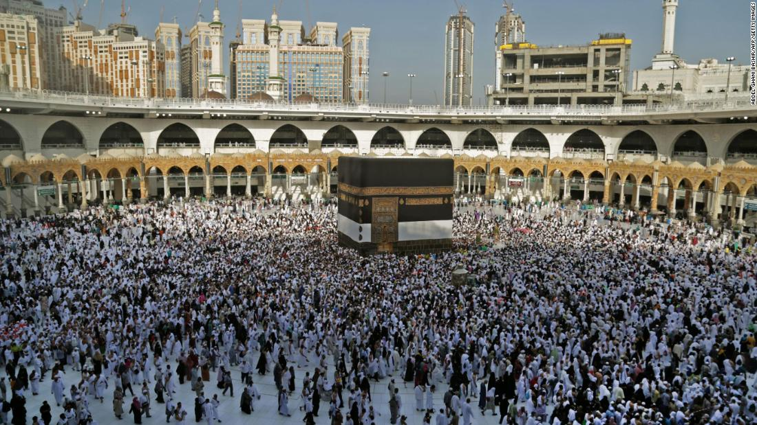 JUST IN: Saudi Arabia has suspended pilgrimages to Mecca and Medina for people outside the country over novel coronavirus fears. A wholesale temporary ban on foreign visits to the holy sites is a first in living memory. cnn.it/2w6yOtl