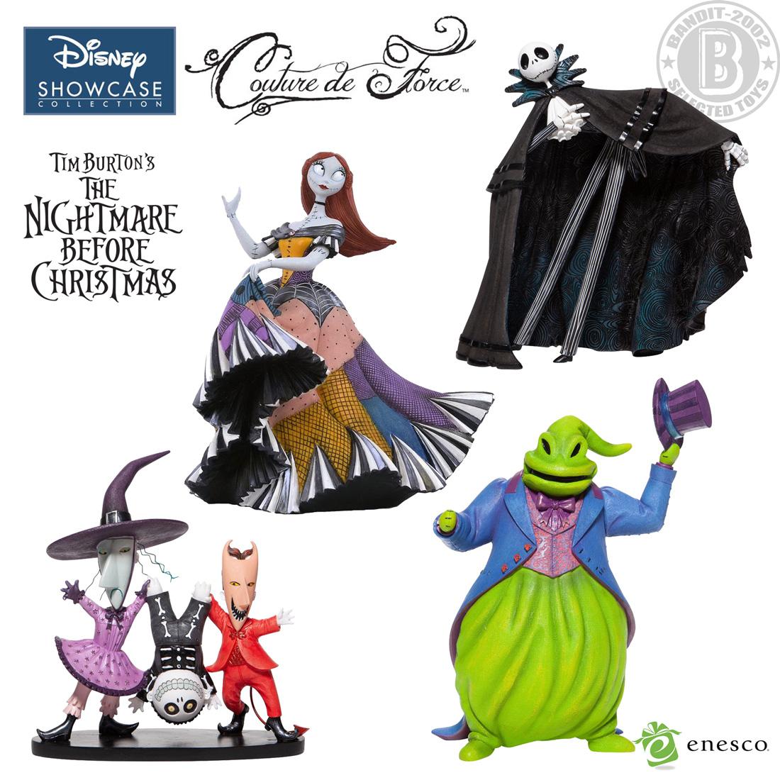 【ブログ】ナイトメアービフォアクリスマス 2020年 新作クチュール・デ・フォースご予約開始!!! 毎年恒例になったジャックとサリーのドレスアップ スタイル♡今年はなんとブギーやロック・ショック・バレルまで登場です†††