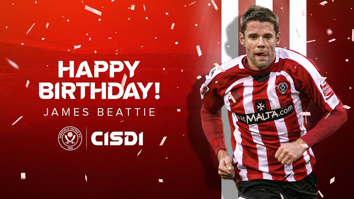Happy Birthday, @1jamesbeattie 🥳