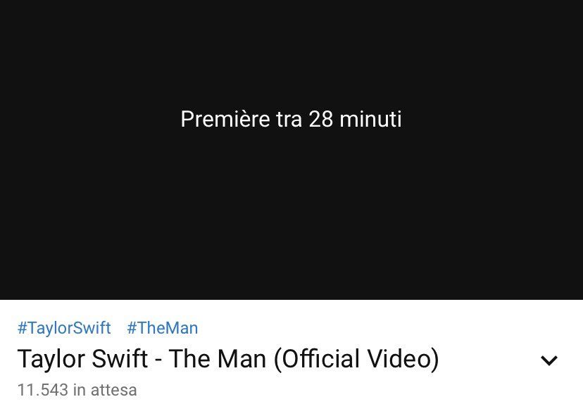#TheManMusicVideo