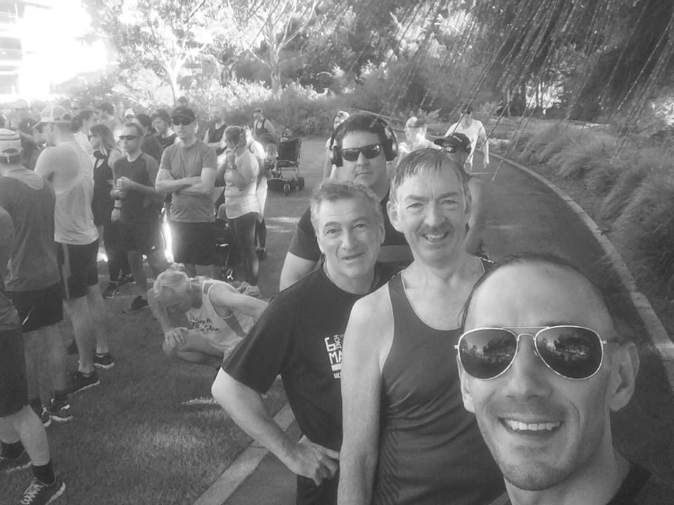 #Throwback   A fantastic morning at the Claisebrook Cove @parkrunAU w/ @nlightn_travel & Stephen Goldie.  #loveparkrun #parkrun #fitness #tbt #perthlife #fitness #Friends #family #perth #justanotherdayinWA @parkrun @PerthEvents #ThrowbackThursday
