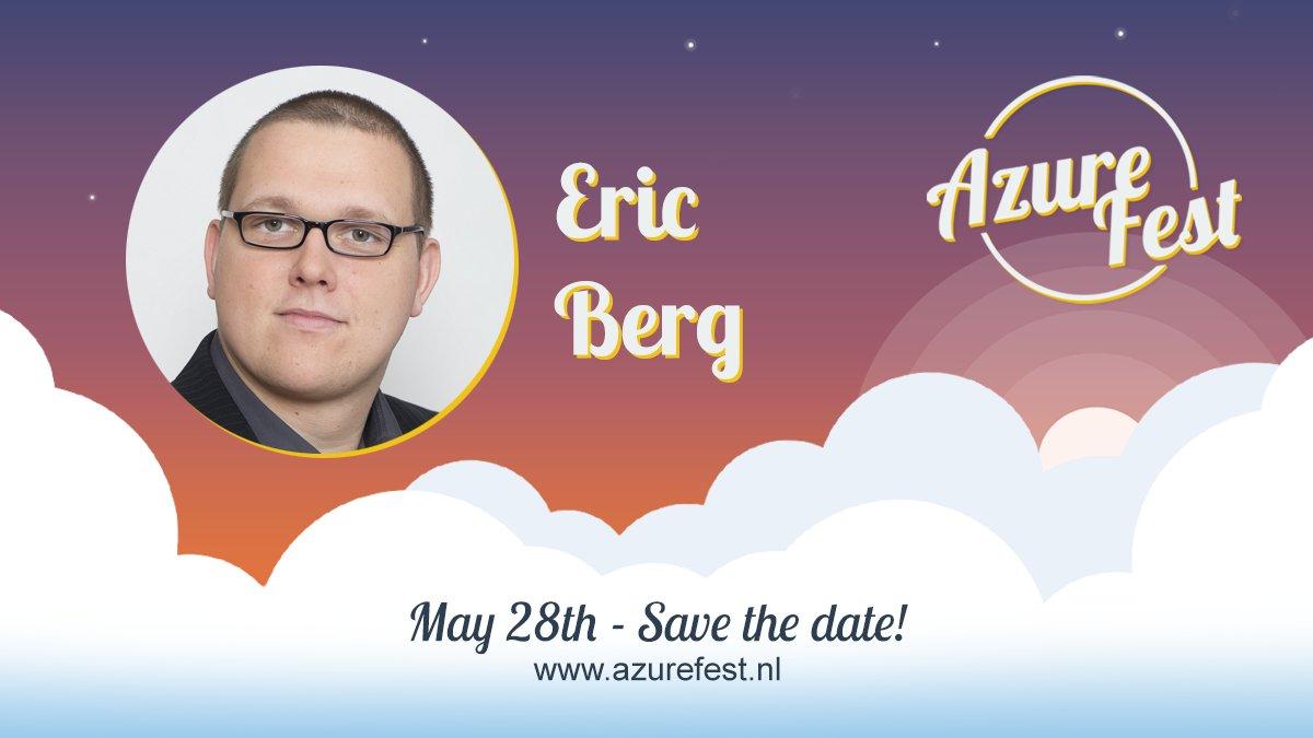 Azure Fest Eric Banner