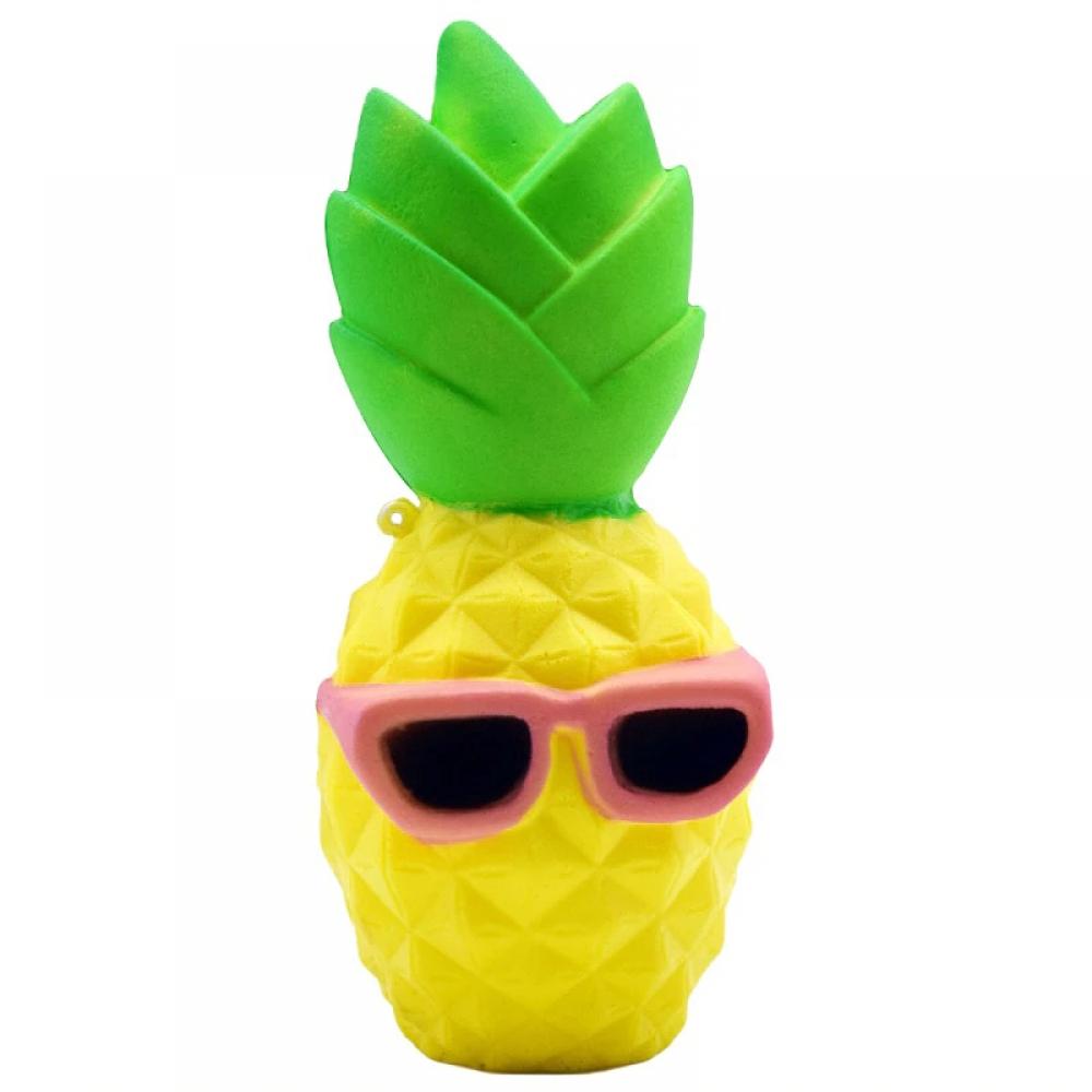 Kawaii Pineapple Squishy Toy #pretty #drawing